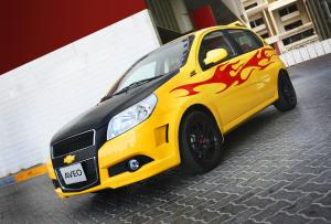 Chevrolet Aveo5 Factory Customization